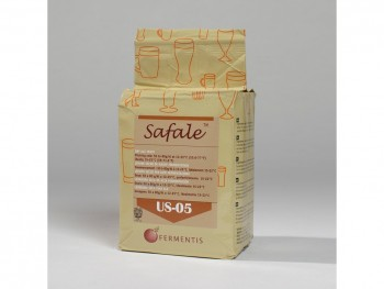 Дріжджі Safale US-05, 500 гр
