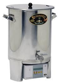 домашняя пивоварня braumeister