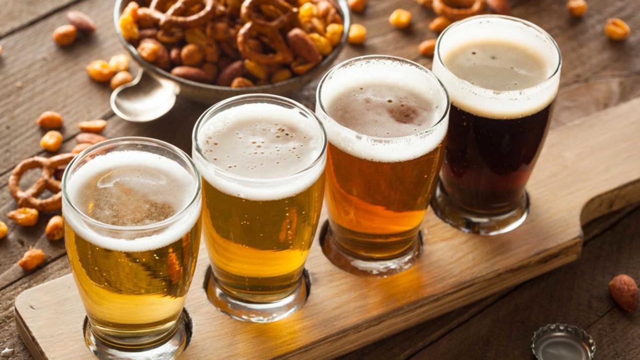 эксперементы в пивоварении