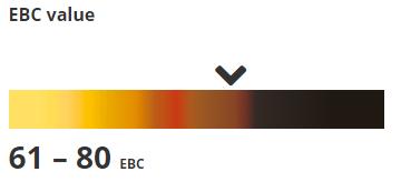EBC Value Amber
