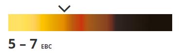 EBC цветность сусла для ржи